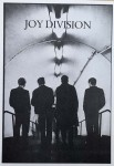 JOY DIVISION - Postkarte, ungelaufen - England um 1990