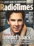 "Magazin, ""Radio Times"" mit Coverstory BENEDICT CUMBERBATCH, England 2018"