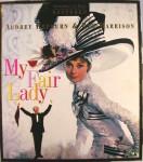AUDREY HEPBURN - My Fair Lady - COLLECTORS EDITION BOX SET - mit Autogramm - England 1994