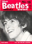 The BEATLES - Fanclub Magazin - THE BEATLES BOOK 15 -  England 1964
