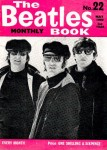 The BEATLES - Fanclub Magazin - THE BEATLES BOOK 22 -  England 1965