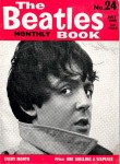 The BEATLES - Fanclub Magazin - THE BEATLES BOOK 24 -  England 1965