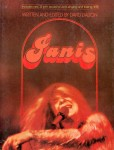 Buch - JANIS JOPLIN - Noten, Biographie, Fotos & FLEXI DISC !! - USA 1971