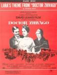 NOTEN - FILMMUSIK - Doctor Zhivago - England 1965