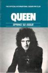 QUEEN - Fanclub Magazin - England, Frühjahr 1982