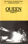 QUEEN - Fanclub Magazin - England, Sommer 1982